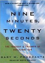 """""""Nine Minutes, Twenty Seconds"""" by Gary M. Pomerantz"""