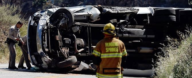 Church Bus Crash
