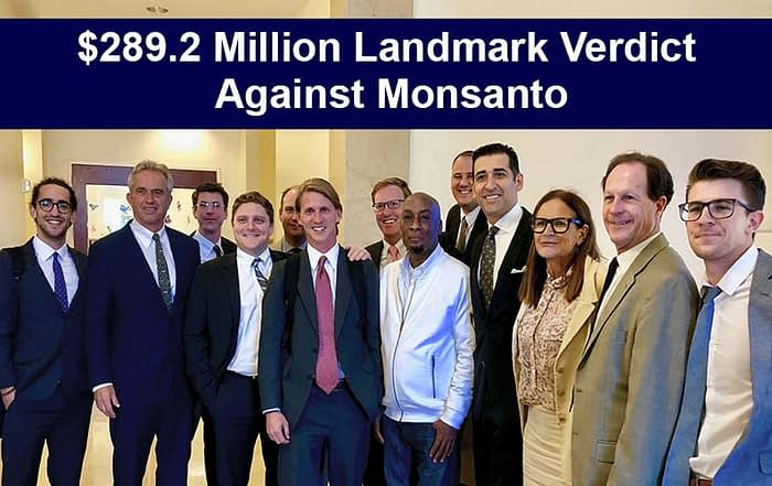Roundup Lawsuit Verdict